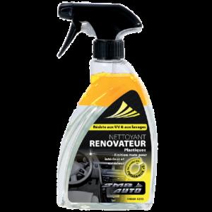 Cleaner-renovator-plastic-biphasic