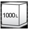1000 L