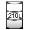 210 L Plast