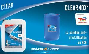 Clearnox® La solution anti-cristalisation du SCR